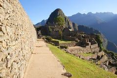 Machu Picchu, Perú Imagen de archivo