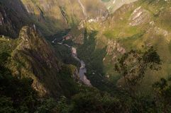 Machu Picchu Perú, picchu del huayna Fotos de archivo