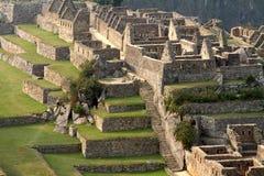 Machu Picchu (Perú) Imagen de archivo libre de regalías