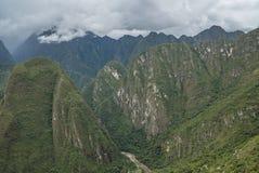 Machu Picchu Peru lizenzfreie stockfotografie