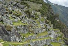 Machu Picchu Peru stockfoto