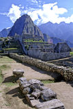 Machu Picchu- Peru Royalty Free Stock Photography