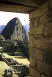 Machu Picchu- Peru Stockbilder