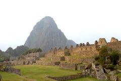 Machu Picchu (Peru) stockfoto