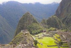 Machu Picchu, Peru. Stock Photos