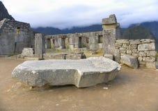 Machu Picchu, Peru. Stockfotos
