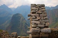 Machu Picchu (Peru) Royalty Free Stock Photography