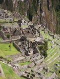 Machu Picchu in Peru Royalty Free Stock Images