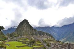 Machu Picchu (Peru) Stock Image