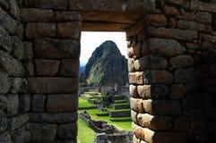 Machu Picchu - Peru Royalty Free Stock Photos