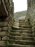 Machu Picchu, Peru. Ruins of Machu Picchu in the andes of peru royalty free stock image