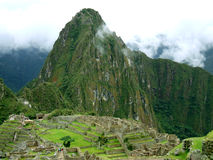 Machu Picchu, Peru Imagem de Stock