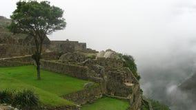 Machu Picchu, Peru. Inca ruins in the clouds, at Machu Picchu, Peru, South America Royalty Free Stock Photography
