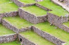 Machu Picchu. In Peru stock photo