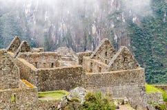 Machu Picchu. In Peru royalty free stock photography