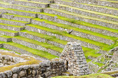 Machu Picchu. In Peru Stock Images