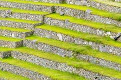 Machu Picchu. In Peru Stock Image