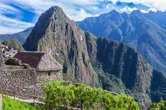 Machu Picchu, Peru Foto de Stock