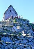 Machu Picchu- Peru Imagens de Stock