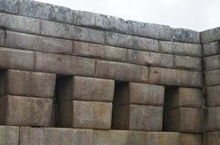 Machu Picchu in Peru Lizenzfreie Stockfotos