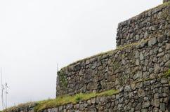 Machu Picchu in Peru Stockfotografie