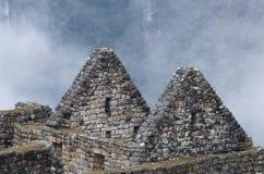 Machu Picchu in Peru Lizenzfreies Stockfoto