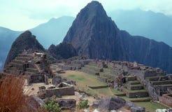 Machu Picchu, Peru Royalty-vrije Stock Afbeeldingen