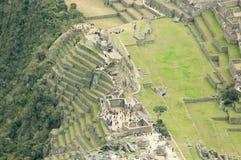 Machu Picchu - Peru Stock Afbeelding