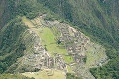 Machu Picchu - Peru Royalty-vrije Stock Fotografie