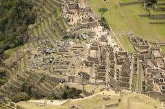 Machu Picchu - Peru Stock Foto's