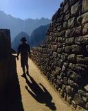 Machu Picchu Peru Royalty-vrije Stock Fotografie