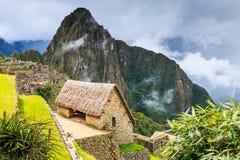 Machu Picchu, Peru fotografia de stock royalty free