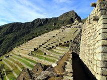 Machu Picchu - Peru America photo stock