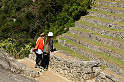 Machu Picchu, Peru Stock Photos