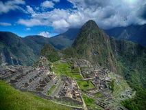 Machu Picchu Peru Cusco stock photography