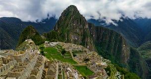 Machu Picchu in Peru Custo South America Royalty-vrije Stock Foto