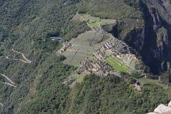 Machu Picchu, Peru Stock Photography