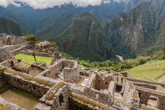 Machu Picchu Peru Royalty Free Stock Image