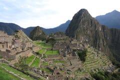 Machu Picchu, Peru. Inca Ruins - Machu Picchu - Peru Royalty Free Stock Image