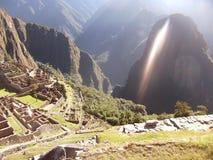 Machu Picchu Peru Inca ruins World wonder southamerica. Machu Picchu Peru Inca ruins World wonder travel southamerica Royalty Free Stock Images
