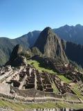 Machu Picchu Peru Inca ruins World wonder southamerica. Machu Picchu Peru Inca ruins World wonder travel southamerica Royalty Free Stock Photography