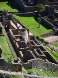Machu Picchu Peru inka ruin Światowy cud Southamerica Obrazy Royalty Free