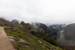 Machu Picchu , Peru, Royalty Free Stock Photos