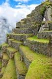 Machu Picchu. In Peru near the city of Cusco stock images