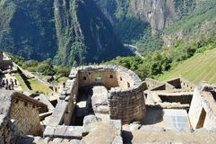 Machu Picchu, Peru Stock Photo