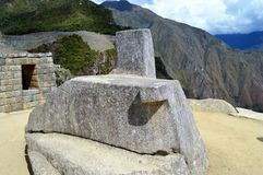 Machu Picchu, Peru Royalty Free Stock Image