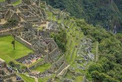 Machu Picchu Peru stock photography