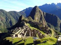 Machu Picchu - Peru South America photos libres de droits