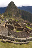 Machu Picchu - Peru - South America Stock Photos