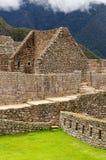 Machu Picchu from Peru, South America Royalty Free Stock Image